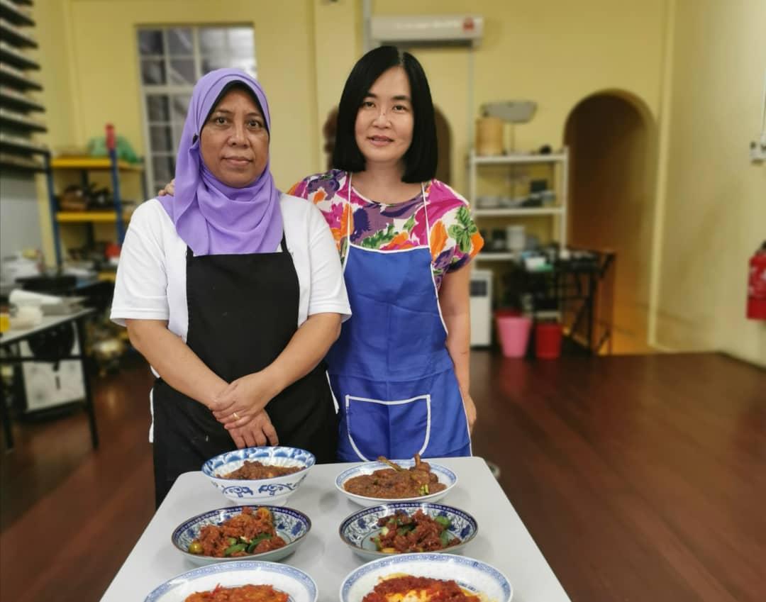 Cooking at Sarang