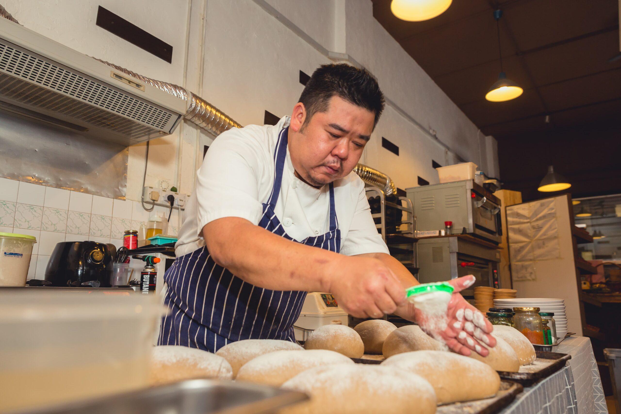 Artisan Handmade Bread: Surviving MCO